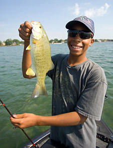 The MDNR is looking at additional bass fishing opportunity for Michigan bass anglers